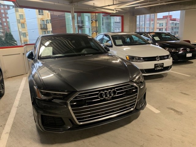 Used 2019 Audi A6 in Lynnwood, WA