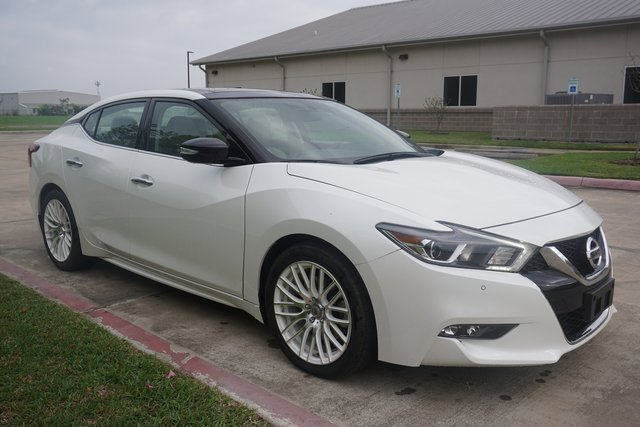 Used 2018 Nissan Maxima in Port Arthur, TX