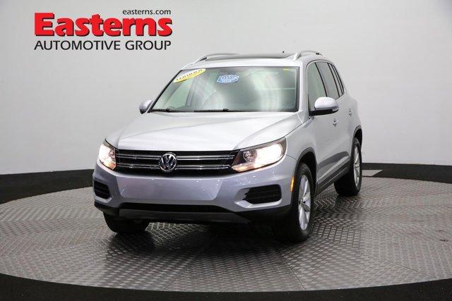2017 Volkswagen Tiguan Wolfsburg Edition Sport Utility