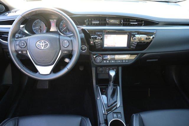 2016 Toyota Corolla S Premium FWD