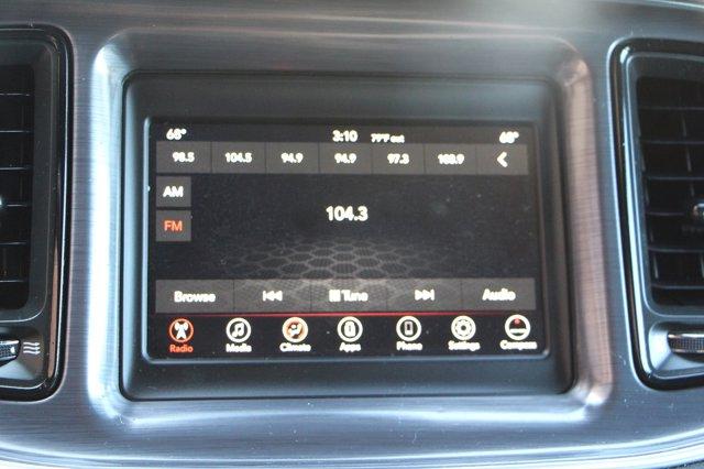 2018 Dodge Challenger SXT 17