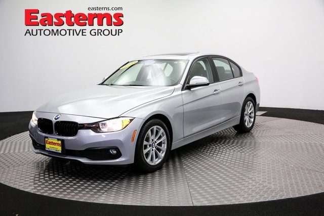 2016 BMW 3 Series 320i xDrive 4dr Car