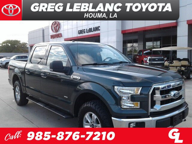 Used 2015 Ford F-150 in Houma, LA