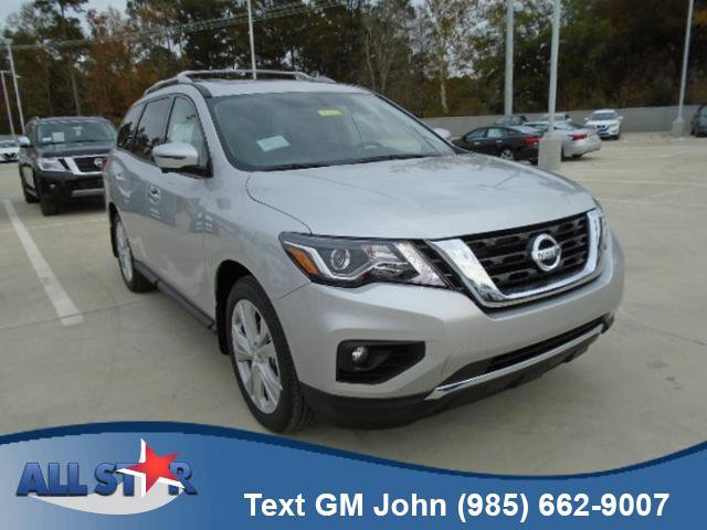 New 2019 Nissan Pathfinder in Denham Springs , LA