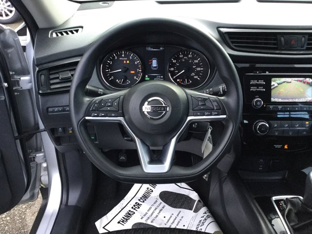 Used 2017 Nissan Rogue 2017.5 FWD S
