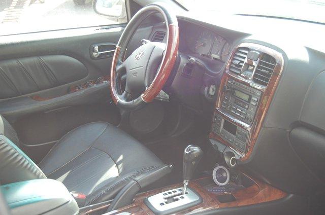 Used 2002 Hyundai Sonata 4dr Sdn LX V6 Auto
