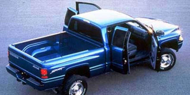 Used 1999 Dodge Ram 1500 in Waycross, GA