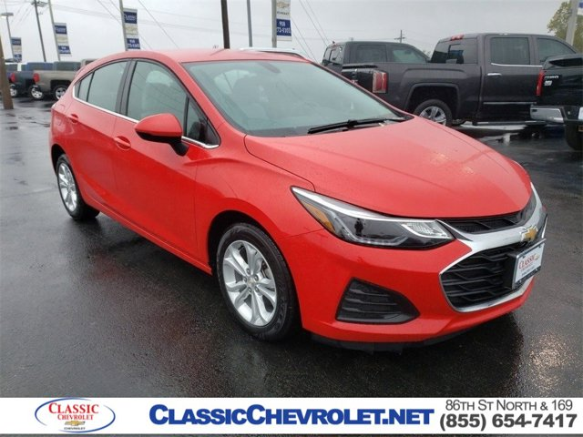 New 2019 Chevrolet Cruze in Owasso, OK
