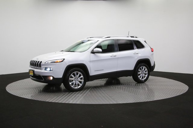 2017 Jeep Cherokee for sale 124861 53