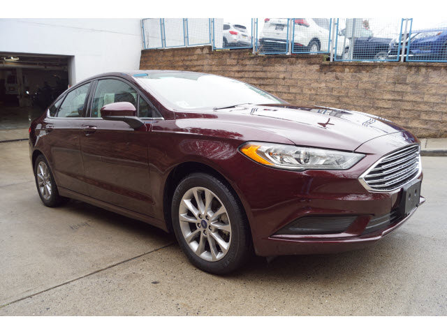 Used 2017 Ford Fusion in Little Falls, NJ