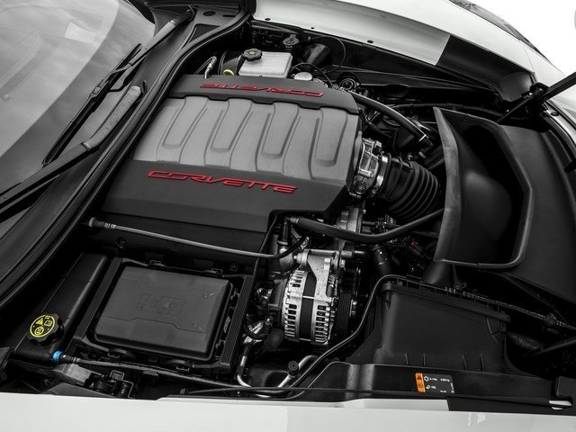New 2017 Chevrolet Corvette 2dr Stingray Cpe w-1LT