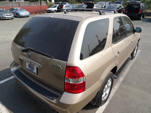 Used 2002 Acura MDX 4dr SUV Touring Pkg w-Navigation