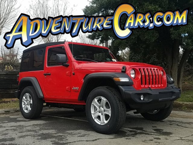 New 2019 Jeep Wrangler in Chattanooga, TN