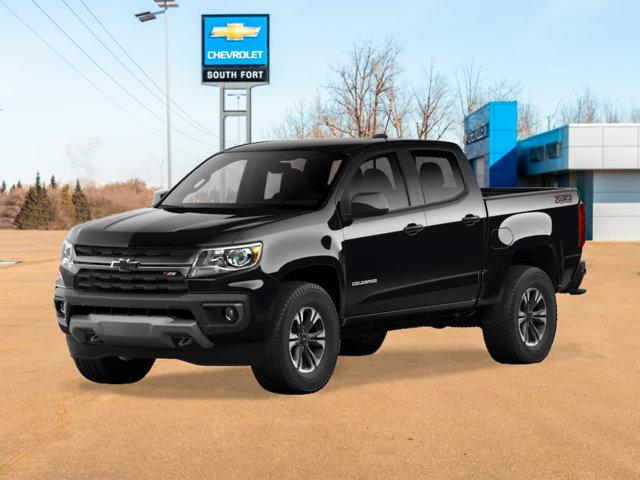"""2022 Chevrolet Colorado Z71 Ext Cab 4WD 4WD Ext Cab 128"""" Z71 Gas V6 3.6L/ [4]"""