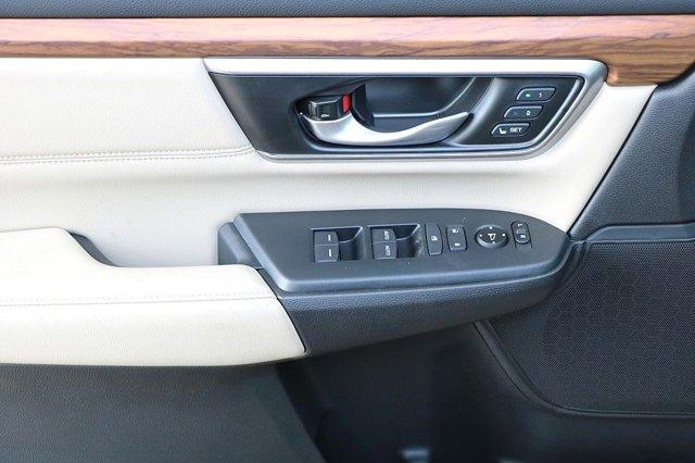 New 2018 Honda CR-V EX-L AWD