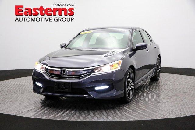 2017 Honda Accord Sedan for sale 123131 0