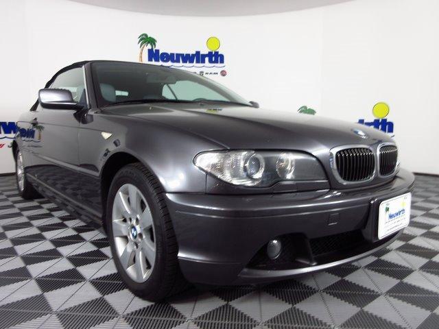 2005 BMW 3-Series 325Ci