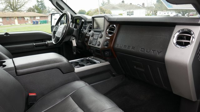 Used 2016 Ford F-350SD Lariat