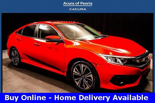 Used 2016 Honda Civic Sedan in , AZ