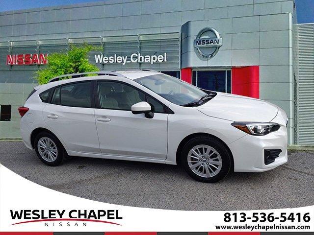 Used 2017 Subaru Impreza in Wesley Chapel, FL