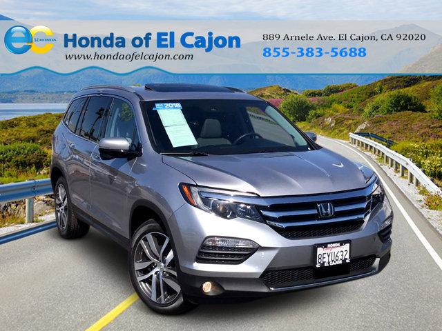 Used 2018 Honda Pilot in El Cajon, CA