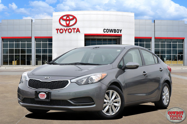Used 2016 KIA Forte in Dallas, TX
