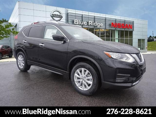2020 Nissan Rogue SV AWD SV Regular Unleaded I-4 2.5 L/152 [7]