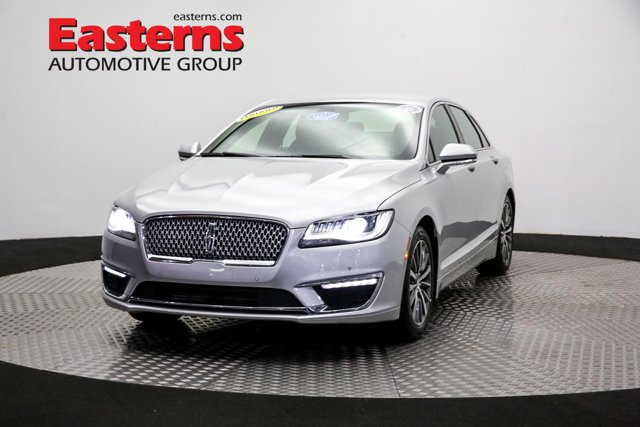 2017 Lincoln MKZ Select Technology 4dr Car