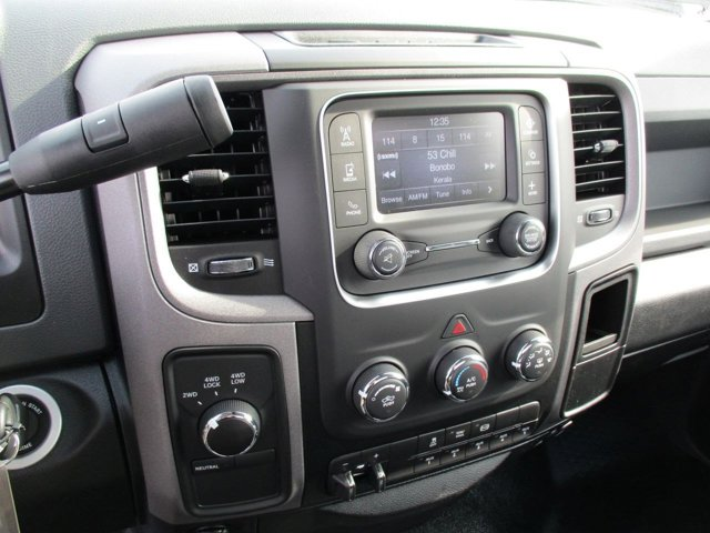 New 2017 Ram 5500 Chassis Cab Tradesman 4x4 Reg Cab 84 CA 168.5 WB