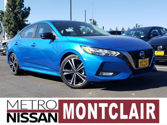 2020 Nissan Sentra SR SR CVT Regular Unleaded I-4 2.0 L/122 [15]