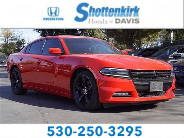 Used 2016 Dodge Charger in Davis, CA