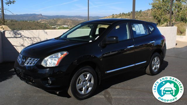 2013 Nissan Rogue S AWD 4dr S Gas I4 2.5L/152 [18]