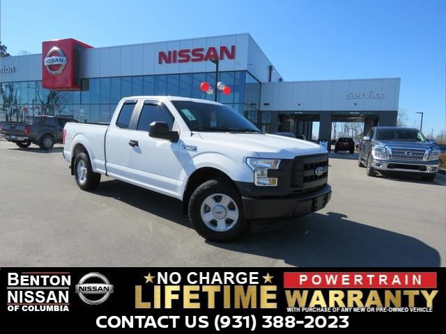 Used 2017 Ford F-150 in Columbia, TN