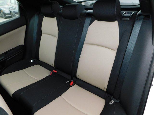 New 2018 Honda Civic Hatchback Sport Manual