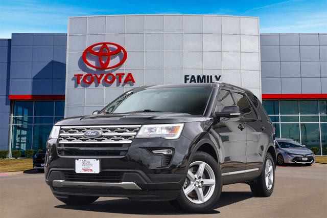 Used 2018 Ford Explorer in Burleson, TX
