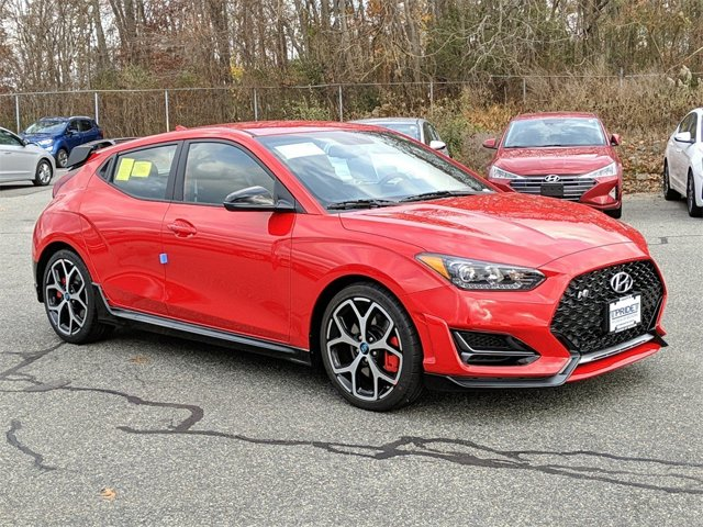 New 2020 Hyundai Veloster N in Seekonk, MA