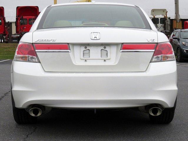Used 2012 Honda Accord Sdn 4dr V6 Auto EX-L