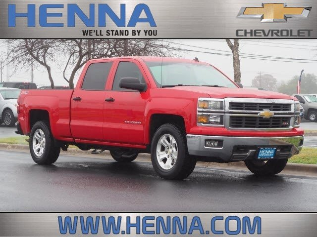 Used 2014 Chevrolet Silverado 1500 in Austin, TX