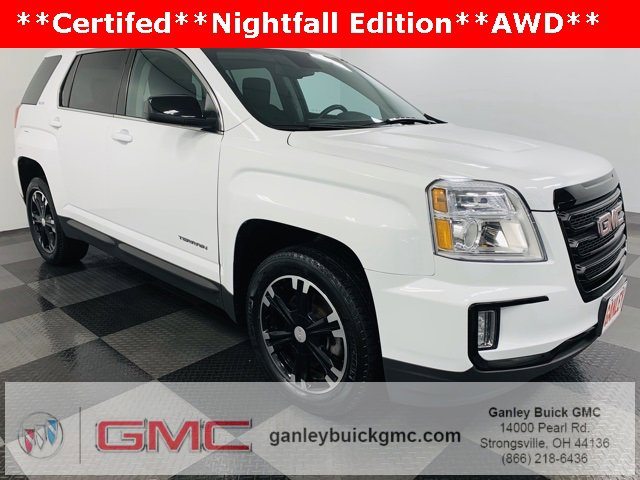 Used 2017 GMC Terrain in Cleveland, OH
