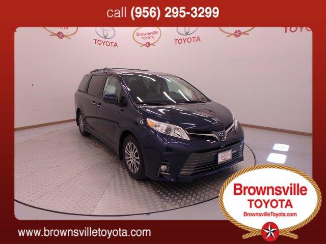 New 2020 Toyota Sienna in Brownsville, TX