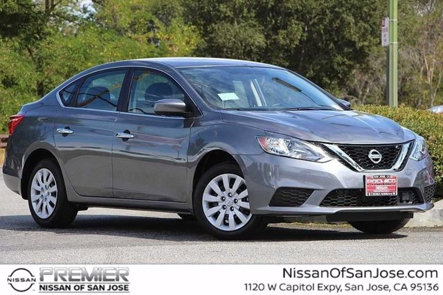 New 2019 Nissan Sentra in San Jose, CA