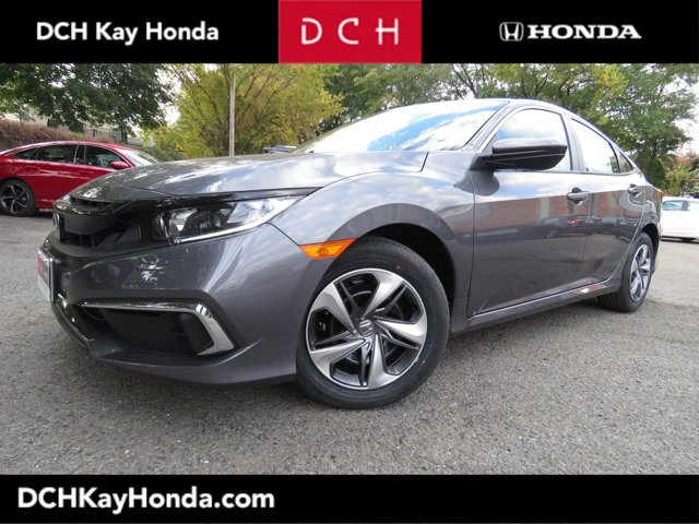 New 2020 Honda Civic Sedan in Eatontown, NJ