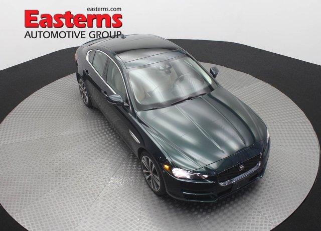 2017 Jaguar XE 35t Prestige 4dr Car