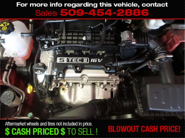 Used 2013 Chevrolet Spark 5dr HB Auto LT w-1LT