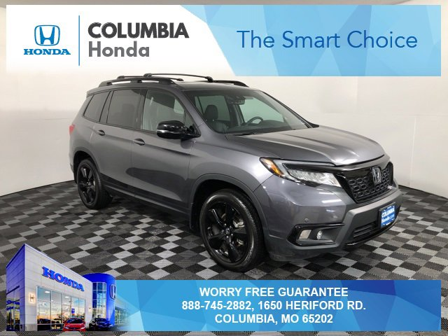 Used 2019 Honda Passport in Columbia, MO