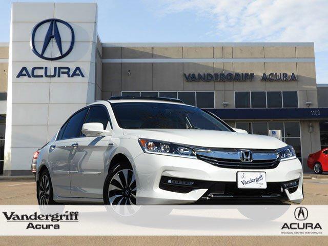 Used 2017 Honda Accord Hybrid in , TX
