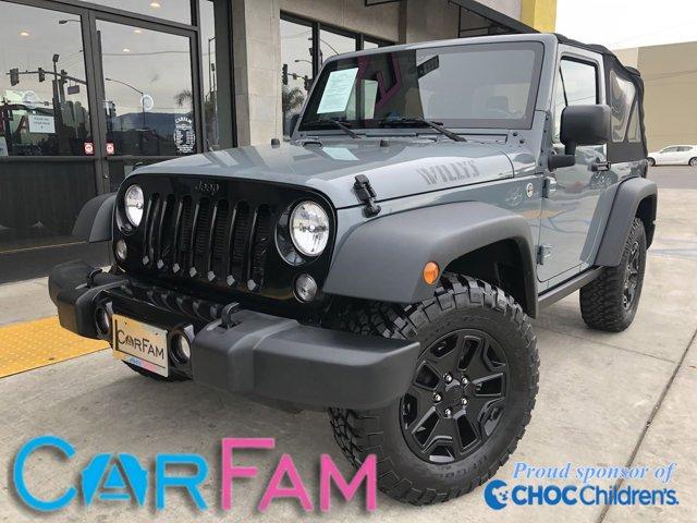 Used 2015 Jeep Wrangler in Rialto, CA