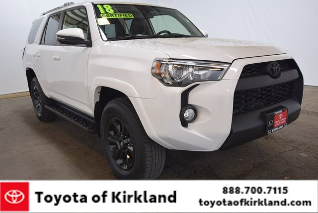 Used 2018 Toyota 4Runner in Kirkland, WA