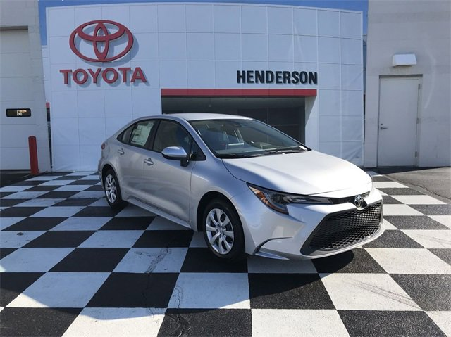 New 2020 Toyota Corolla in Henderson, NC