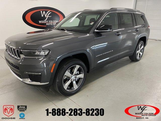 New 2021 Jeep Grand Cherokee L in Baxley, GA